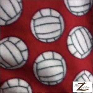 Wholesale Volleyball Polar Fleece Fabric