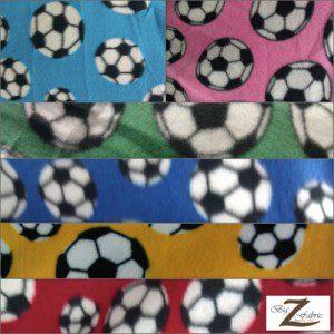 Wholesale Soccer Football Polar Fleece Fabric