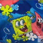 SpongeBob SquarePants Polar Fleece Fabric Patrick