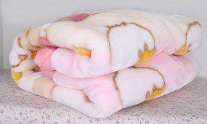 Baby Animal Fleece Fabric