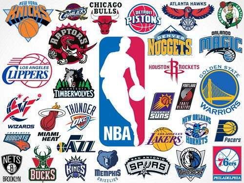 NBA Polar Fleece Fabric