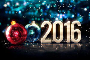 Welcome New Year 2016