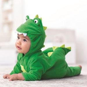Baby Dragon Fleece Halloween Costume