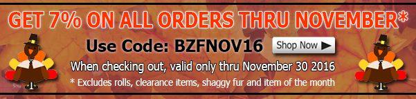 November Polar Fleece Fabric Discount