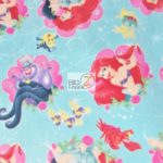 Ariel Character Disney Polar Fleece Fabric