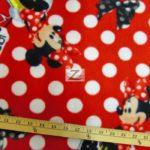 Loves To Shop Disney Polar Fleece Fabric
