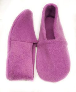 Adult Fleece Slippers
