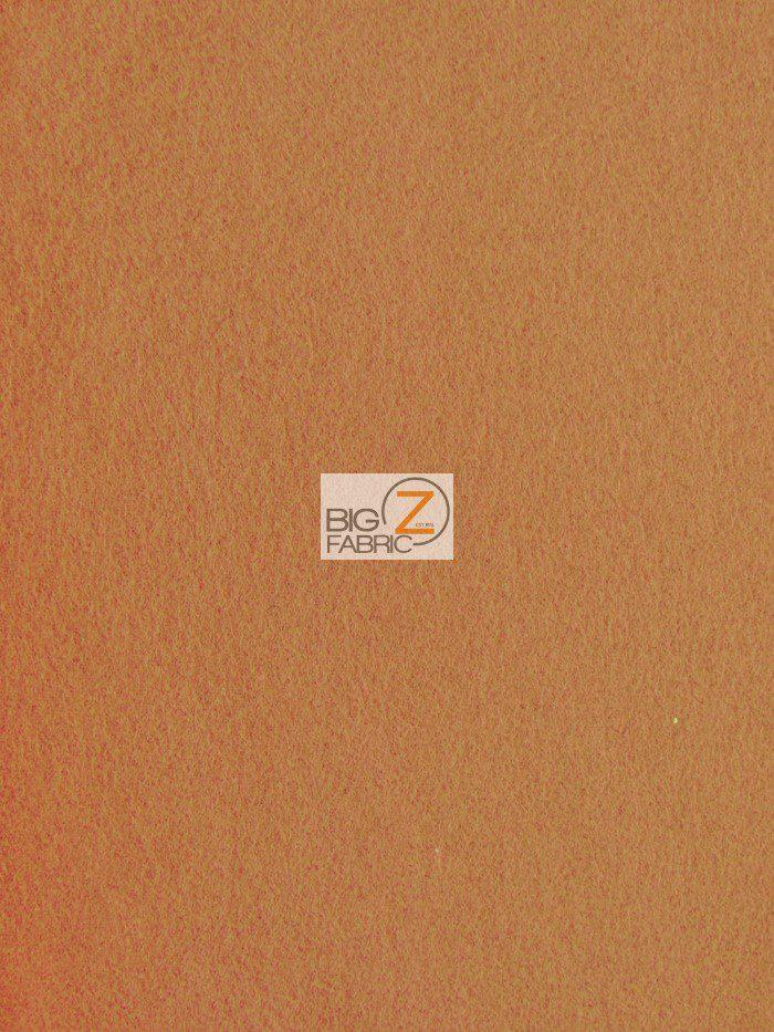 Dark Orange Wholesale Polar Fleece Fabric