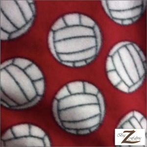 Wholesale Volleyball Polar Fleece Fabric