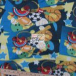 Wholesale Sports Mix Polar Fleece Fabric MVP