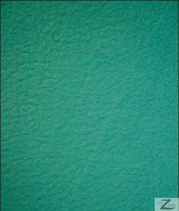 Wholesale Solid Polar Fleece Fabric Aqua