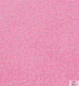 Wholesale Solid Polar Fleece Fabric Pink