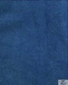 Wholesale Solid Polar Fleece Fabric Royal