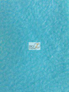 Baby Blue Wholesale Fleece Fabric Roll