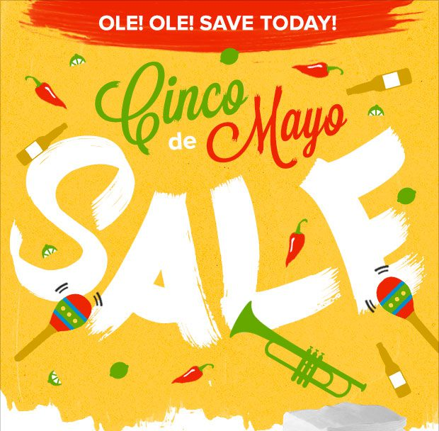 Cinco De Mayo Polar Fleece Sale
