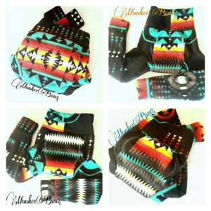 Indian Navajo Polar Fleece Sweater
