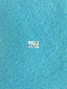 Baby Blue Wholesale Polar Fleece Fabric