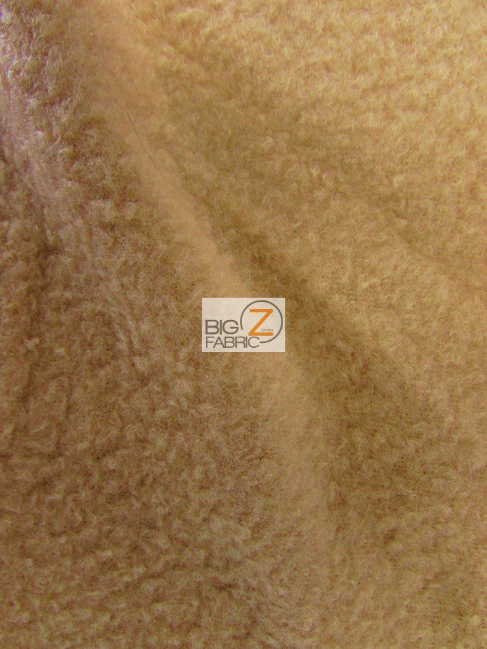 Camel Wholesale Polar Fleece Fabric