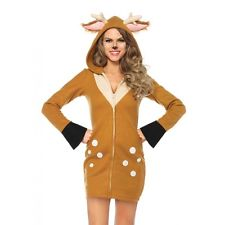Bambi Fleece Sexy Costume