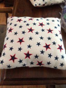 American Fleece Decorative Pillow