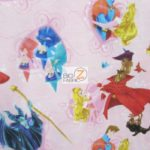 Sleeping Beauty Prince Charming Disney Polar Fleece Fabric