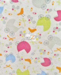 Baby Precious Stroller Baum Textile Mills Polar Fleece Fabric