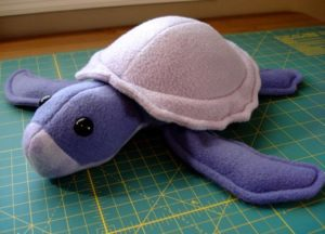 Sea Turtle-Fleece Plush Toy