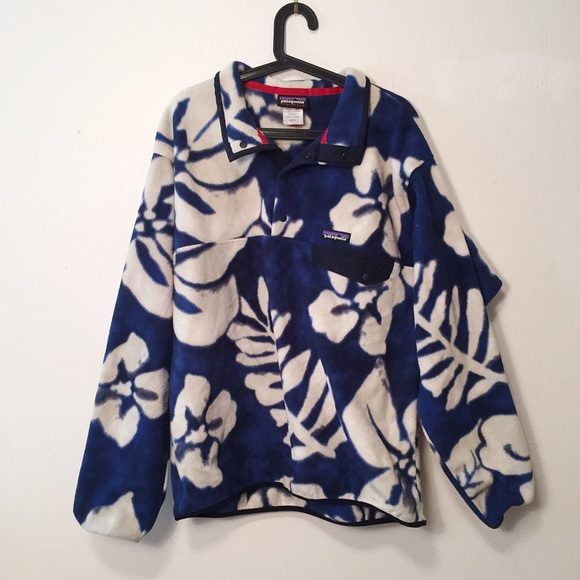 Hawaiian mens outerwear